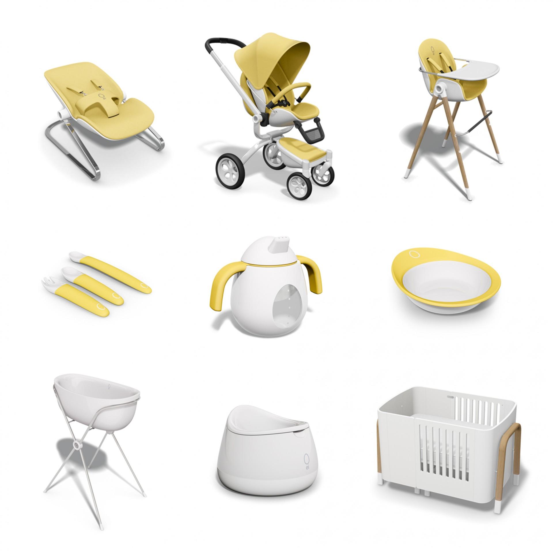 结合中国精湛工艺和荷兰领先设计的婴幼儿品牌